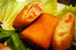 Minyak Goreng Ikan Dorang Spesial special croquette ikan dorang minyak goreng surabaya