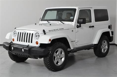 jeep white 2 door jeep wrangler rubicon white 2 door freedom top top