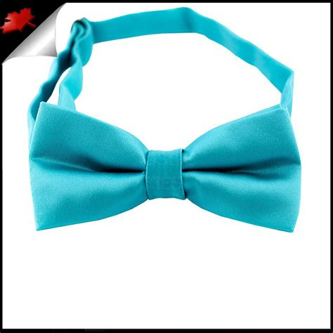 turquoise boys bow tie canadian ties