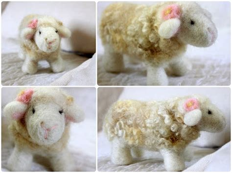 pti the sweet life on pinterest 38 pins sunny sweet life make a needle felted sheep fieltro