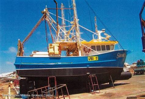 commercial fishing boat and licence for sale nsw steel trawler commercial vessel boats online for sale