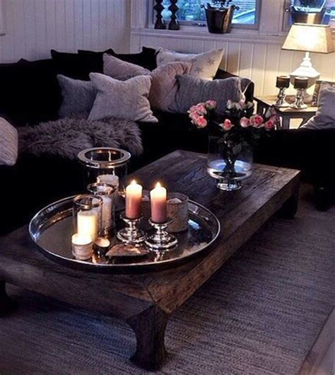 Candles In Living Room by Useful Ideas On How To Decorate Your Living Room