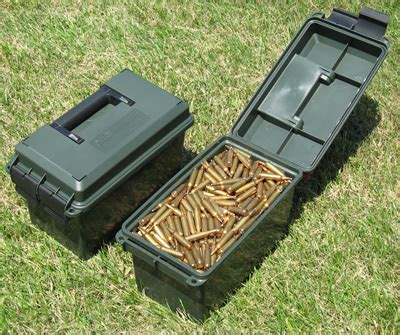 squad view topic storing ammo