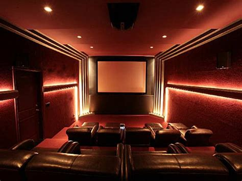 brown sofa set in home theater room wallpaper home theater movie rooms with classical hollywood cinema