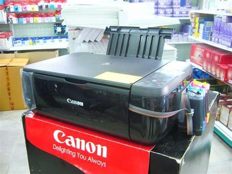 Infus Canon 4 Warna 1 cara memasang infus printer canon mp287 mobile trick