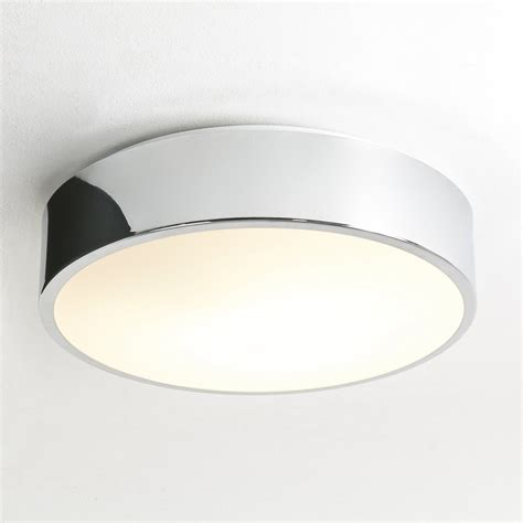 Chrome Ceiling Light Astro Lighting 7012 Torba 290 Bathroom Chrome Ceiling Light
