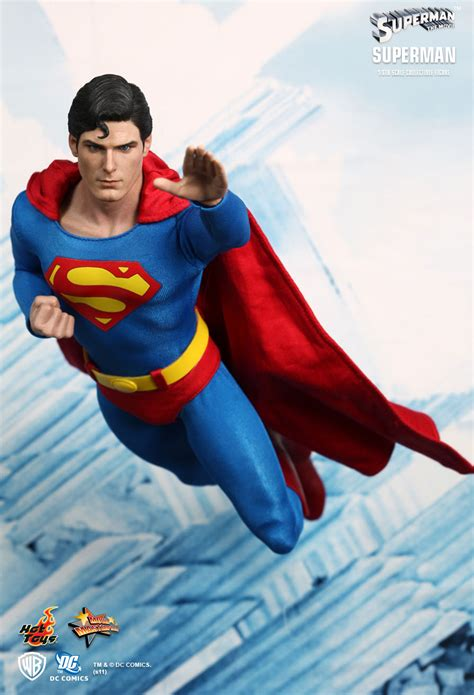 Toys Superman Christopher Reeve Ht toys 1 6 dc superman mms152 1978 clark kent masterpiece figure 4897011173979 ebay