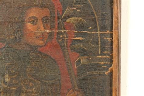 tavole antiche serie di 4 tavole antiche pittura antica arte