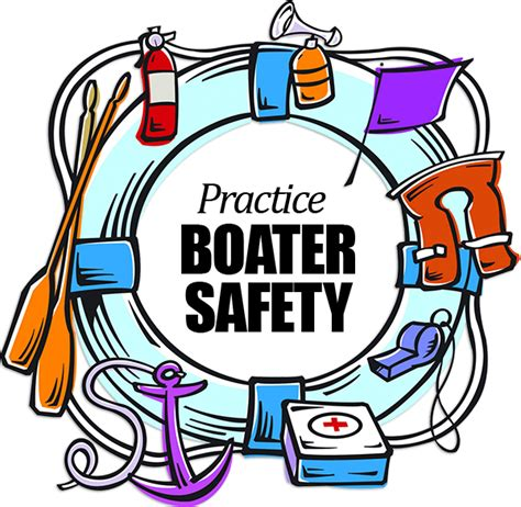 boat safety images boating safety cartoons pictures to pin on pinterest