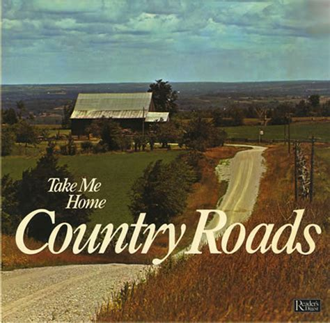 various country take me home country roads uk vinyl box