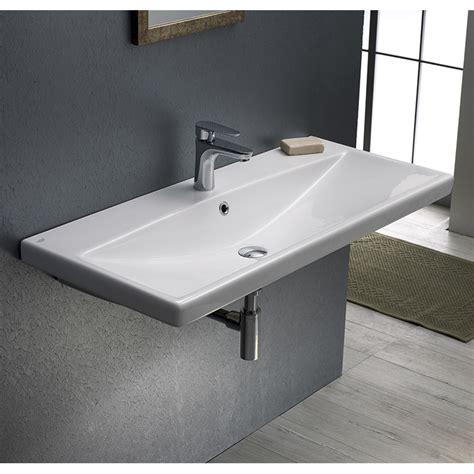 elite bathroom sinks cerastyle 032200 u bathroom sink elite nameek s