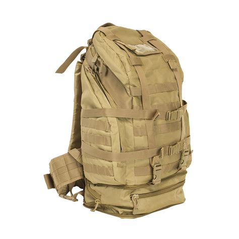 3 day backpack vism by ncstar tactical 3 day backpack 613601 style backpacks bags at sportsman s