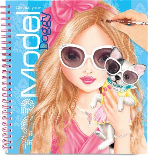 Top Model topmodel malbuch create your topmodel und