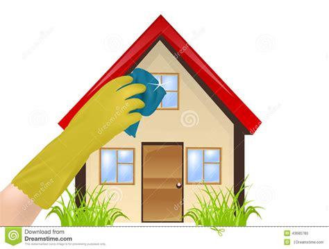 cleanliness in the home stock photo image 43680780