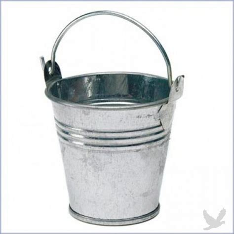 wholesale wedding galvanized buckets metal silver mini favor buckets f 52 55 mini tin favor