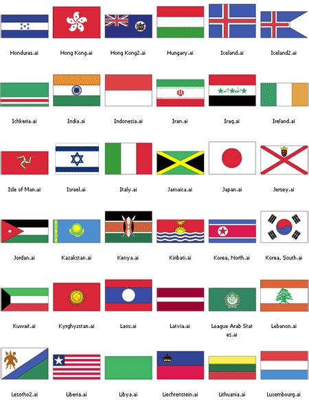 flags of the world pictures printable free printable flags of the world poster printable 360