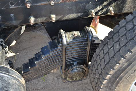 camelback rears driveline  suspension bigmacktruckscom
