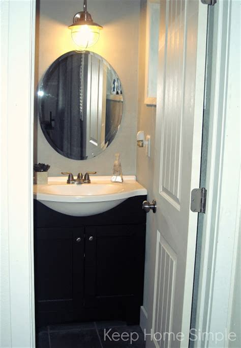 split level bathroom keep home simple our split level fixer upper