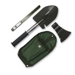 Multifungsi Tool Tang Lipat Outdoor Survival Kit 10 In 1 Pouch outdoor safety survival gear knives and cutting tools kmart