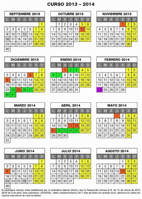 Calendario Escolar Aragon Primaria Calendario Escolar Aragon 2013 14 Imagui