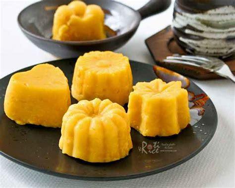 Sweet Corn Custard sweet corn pudding with bird s custard powder roti n rice