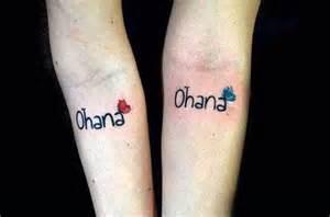 ohana tatuagem com tatuagens tattoo