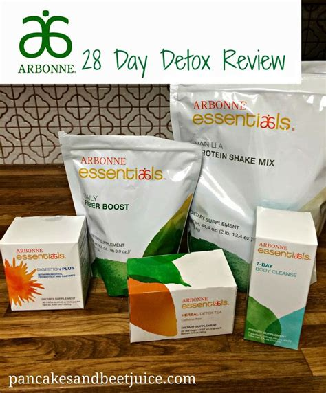 Arbonne 7 Day Detox Side Effects by 28 Day Diet Review Diarygala