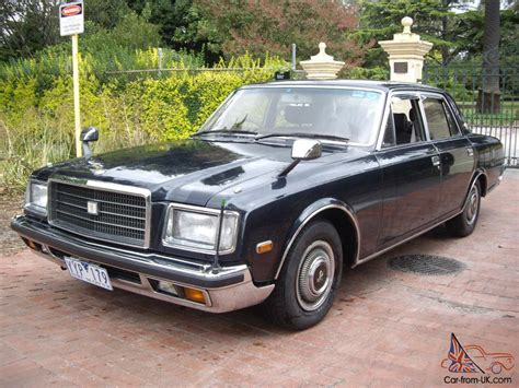 Toyota Century For Sale 1987 Toyota Century V8 Unreserved In In Melbourne Vic