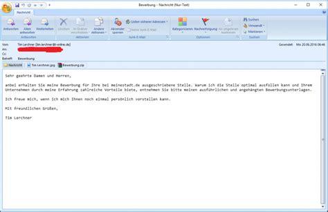Bewerbung Email Zip Verhaltenstipps Bei Bewerbungs Email Virus Ipc Computer De
