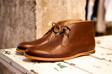 5 11 Beast Brown Leather opening ceremony m1 leather chukka hypebeast