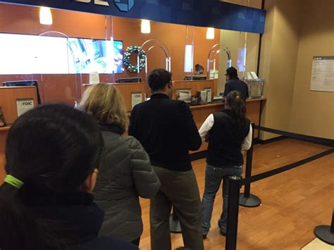Sturm Mba Inc by Standing In Line At Bank Six In Front Of