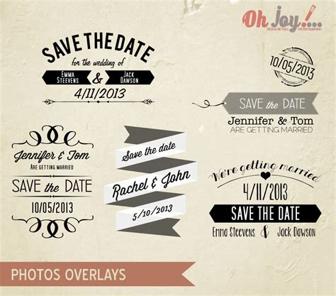 Save The Date Cards Templates For Weddings Save The Date With Photo Templates