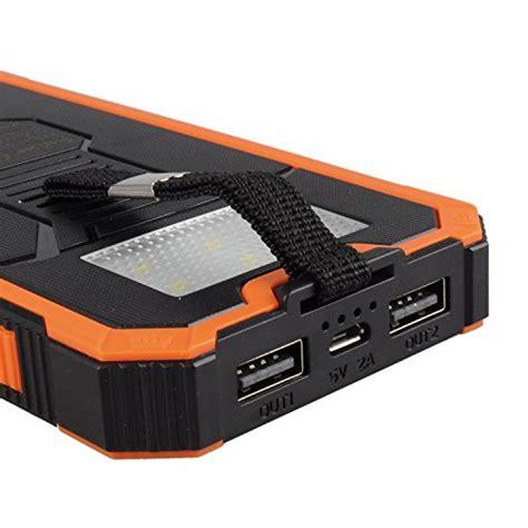 solar charger battery pack solar charger solar external battery pack ibeek