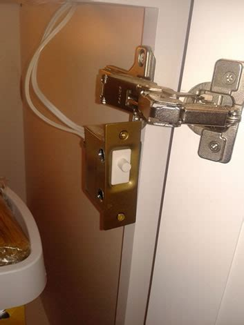 cabinet door light switch in cabinet lighting door switch lighting ideas