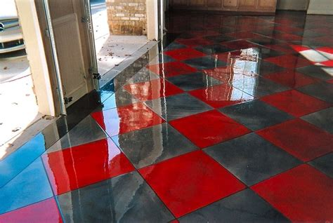 Garage Floor Paint Montreal 10 Best Images About Plancher Epoxy On