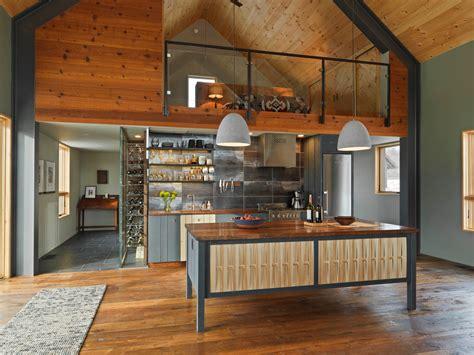 Kitchen Barn by Joan Heaton Architects