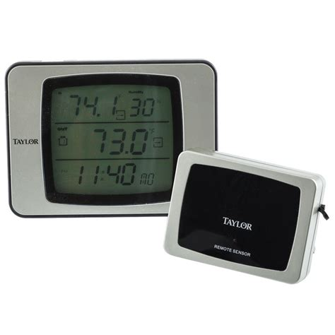 Thermometer Termometer Hygrometer Indoor Outdoor wireless digital indoor outdoor thermometer hygrometer
