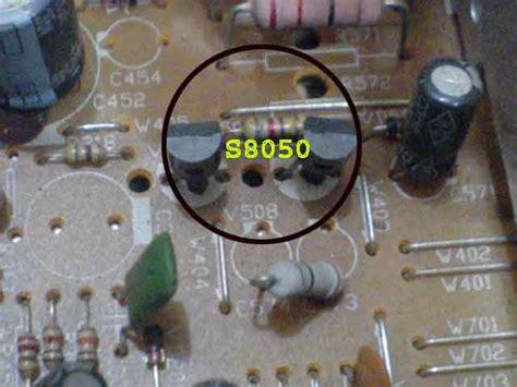 fungsi transistor s8050 tips dan trik servis elektronik hamimservis