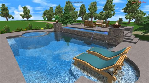 Cool Pool Designs | prepare your swimming pool for the summer inspireddsign