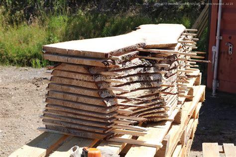 maple tree wood sugar maple live edge planks woodchuckcanuck