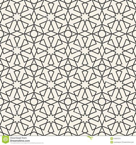 geometric pattern vector islamic abstract seamless geometric islamic wallpaper pattern