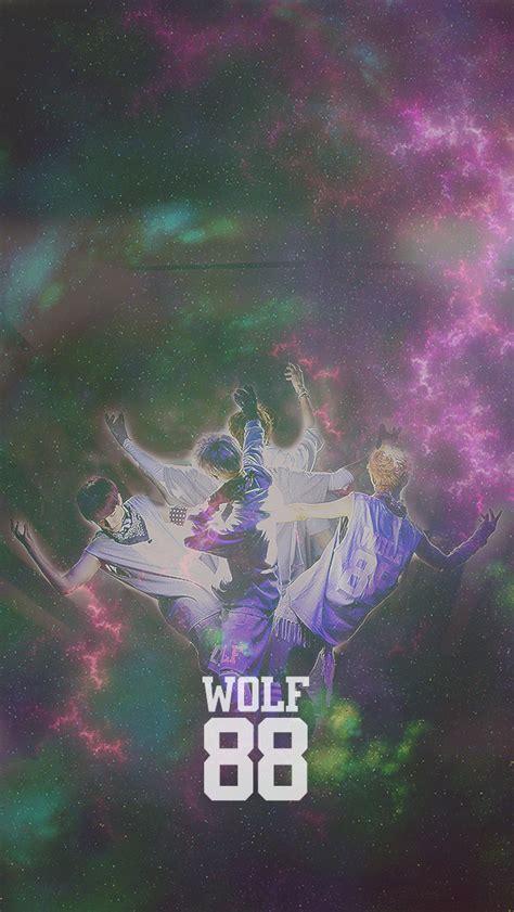 exo iphone wallpaper wolf exo wolf 88 wallpaper www pixshark com images