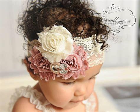 dusty headband baby headband baby hair