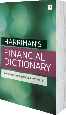 harriman s new book of investing the do s and don ts of the world s best investors books harriman s financial dictionary by fuller andsimon