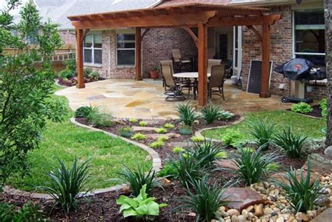 backyard ideas texas texas landscaping dallas tx photo gallery