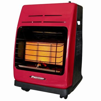 protemp radiant compact propane space heater reviews