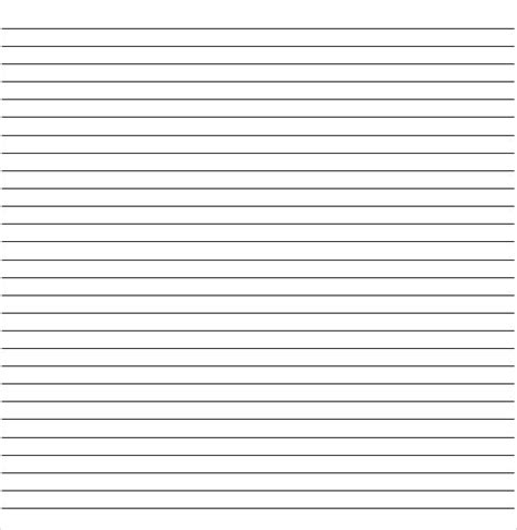 lined paper template for image gallery lined paper template