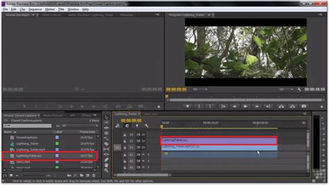 adobe premiere pro subtitles how to add closed captions subtitles in adobe premiere pro