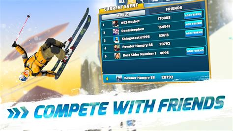 Goggle Redbull bull free skiing android apps on play