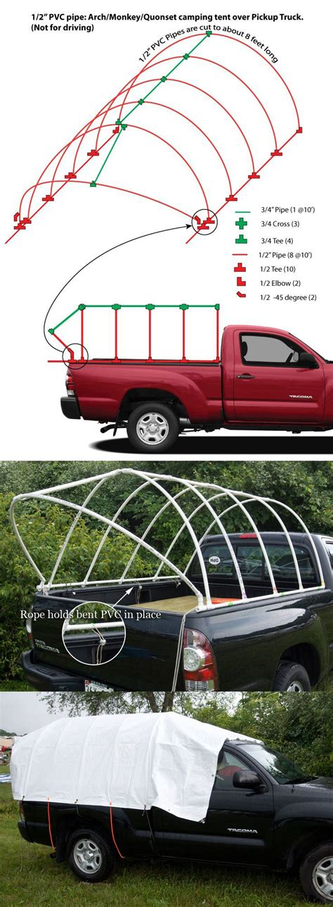 truck bed cer diy 25 best ideas about truck cing on pinterest truck